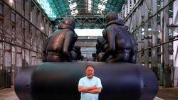 Seniman Pembangkang Ai Weiwei Terbitkan Buku soal Pengungsi