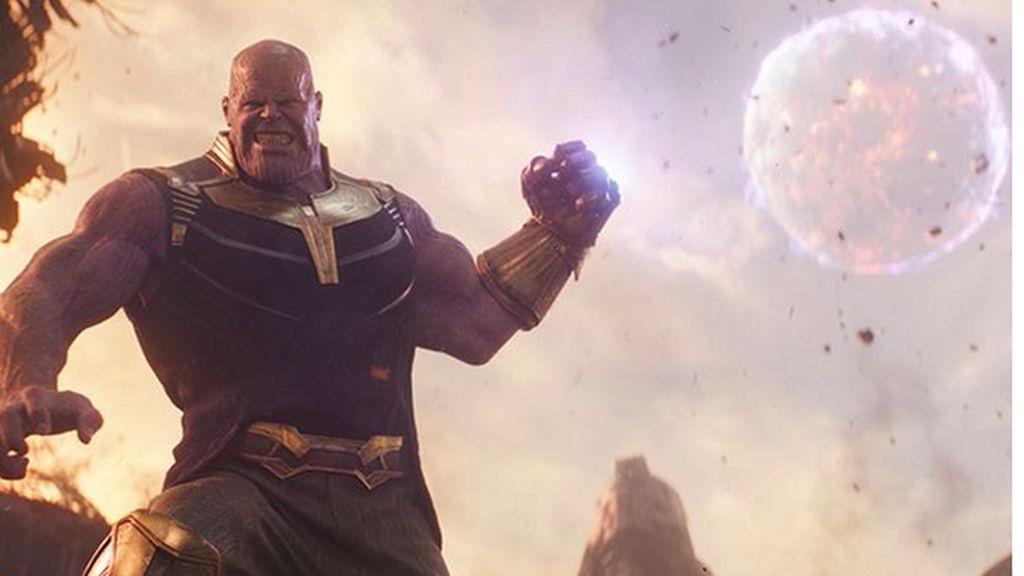 Thanos Menghapus Separuh Semesta Mestinya Ada di Avengers 4