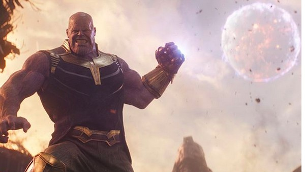 Avengers: Infinity War Masuk Nominasi Best Visual Effect