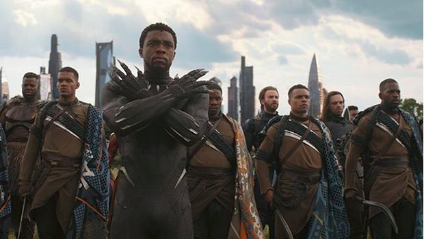 Black Panther Avengers: Infinity War