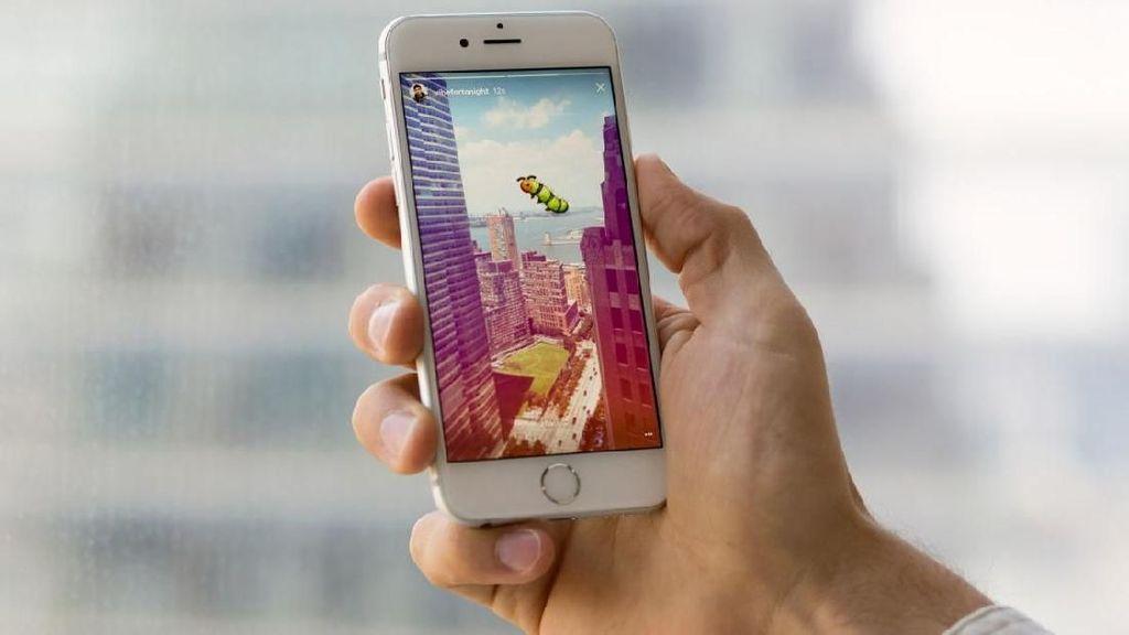 Kisah Mengejutkan di Balik Pembuatan Instagram Stories