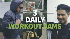 Video: Bams Kok Makin Sporty Sih? Ini 3 Olahraga Andalannya