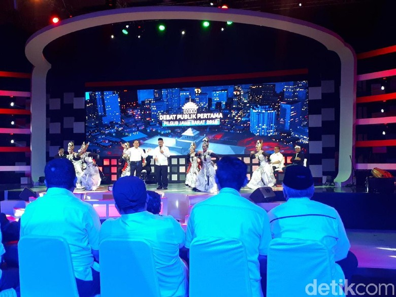 Sudrajat-Syaikhu dan TB Hasanuddin-Anton Gagal Manfaatkan Momen Debat