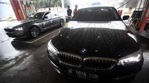 BMW Tidak Kenal Turun Harga