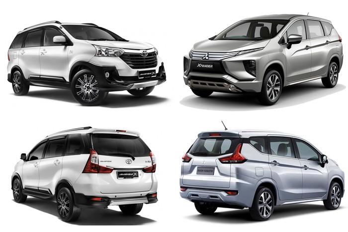 Bertahun-tahun menguasai pasar otomotif tanah air, Toyota Avanza harus rela disalip pendatang baru Mitsubishi Xpander.