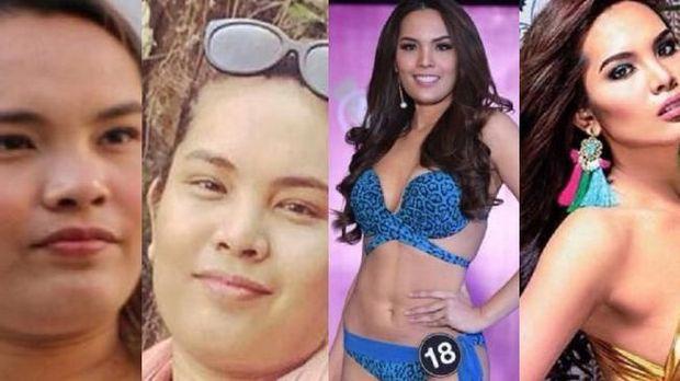 Transformasi Rosantonette Mendoza