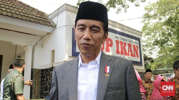 Setidaknya ada 20 nama yang masuk di bursa cawapres Jokowi