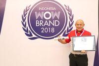 Jadi Brand yang Sering Direkomendasikan, JNE Sabet 3 Penghargaan