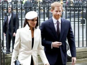 Alasan Pangeran Harry dan Meghan Markle Tak Buat Perjanjian Pranikah