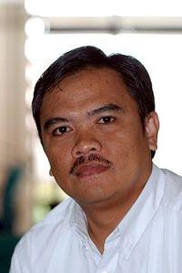 Dr Firman Kurniawan Sujono.