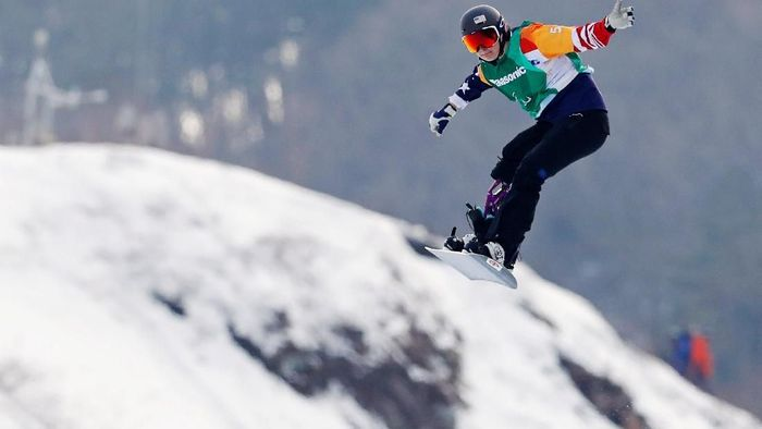 Paralimpiade Musim Dingin Pyeongchang 2018 telah memecahkan rekor penjualan tiket (Foto: Paul Hanna/Reuters)