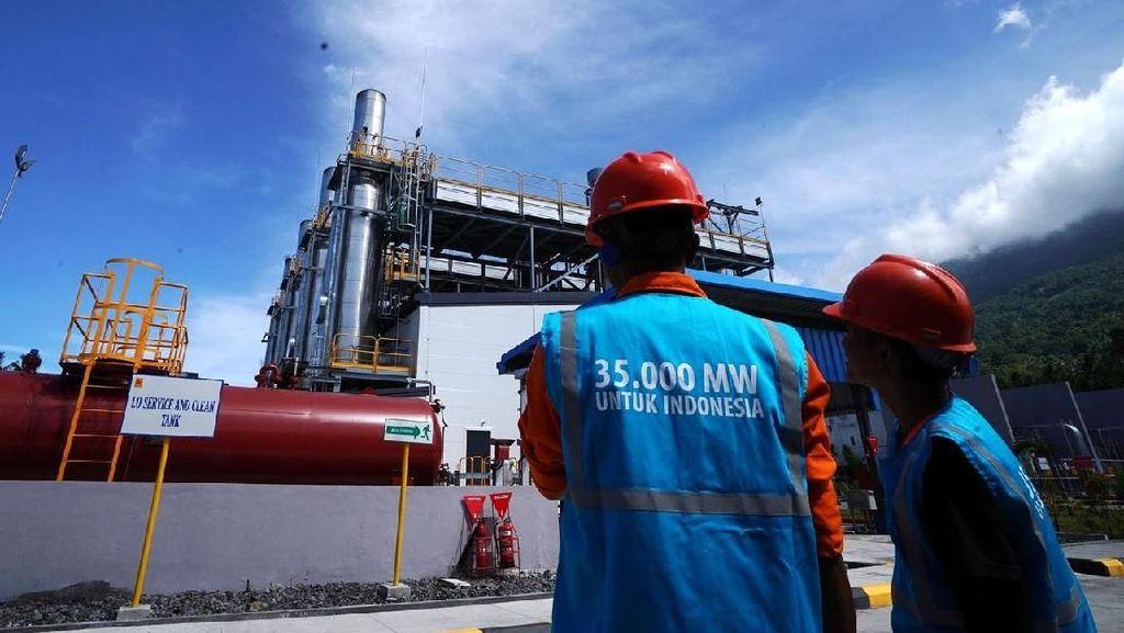 Melihat Progres Terkini Proyek 35.000 MW