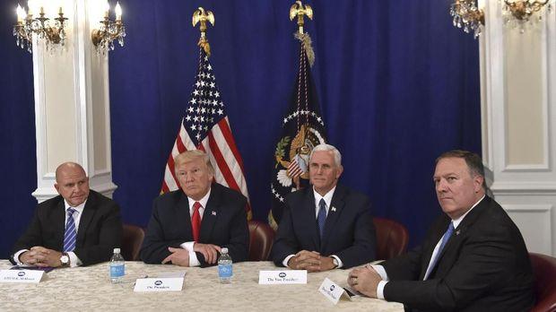 Mike Pompeo, Menlu Baru AS yang 'Satu Gelombang' dengan Trump