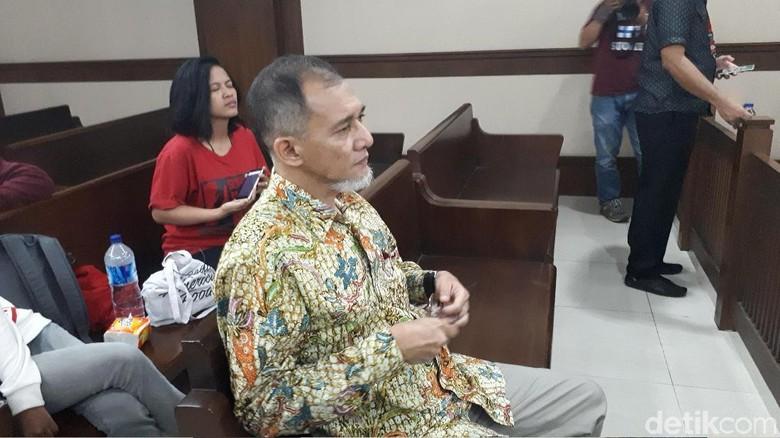 Sidang Vonis Kasus Suap Eks Pejabat Bakamla Ditunda 19 Maret