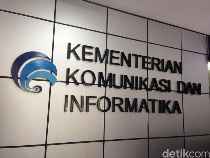 Menkominfo Rudiantara bicara soal gugatan First Media ke Kominfo (Foto: Agus Tri Haryanto/detikINET)