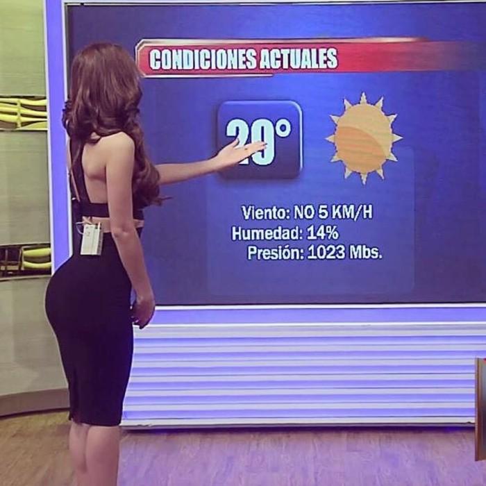 Lahir di Meksiko, Yanet mulai populer ketika dirinya muncul di layar kaca dengan orang-orang membandingkannya dengan bintang TV Kim Kardashian. (Foto: Instagram/iamyanetgarcia)