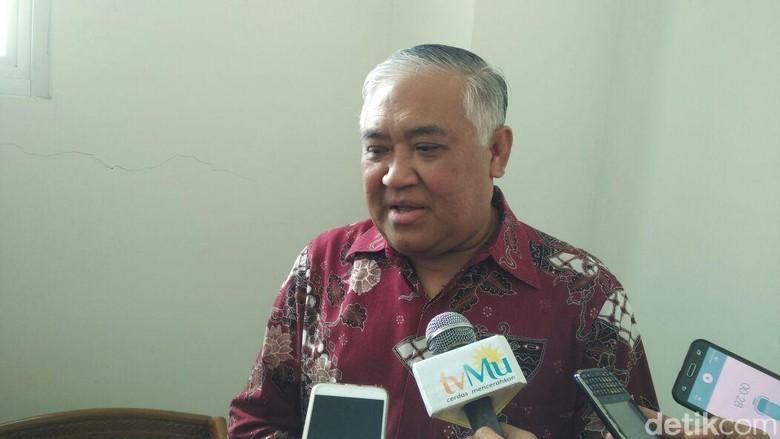 Din Syamsuddin akan Promosikan Islam Moderat Indonesia Pada Dunia