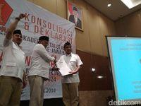 Pengurus Gerindra Jabar Deklrasikan Prabowo Jadi Capres 2019