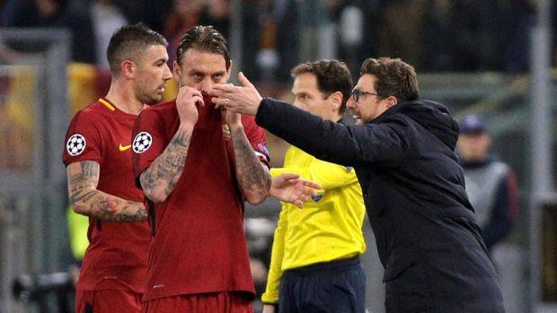 AS Roma harus bisa menang di laga ini lantaran mereka kalah 1-2 di leg pertama.