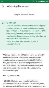 WhatsApp Resmikan Fitur Deskripsi Grup, Begini Cara Pakainya
