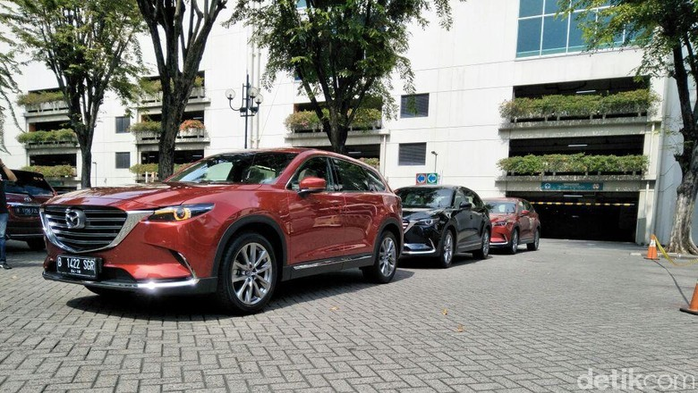 Mazda CX-9 (Foto: Ruly Kurniawan)