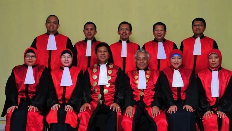 Ini Wahyu Widya, Hakim Senior yang Terseret Korupsi Rp 30 Juta