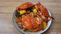 Makan Seafood Pakai Tangan 'Louisiana Style' Jadi Tren Tahun 2018