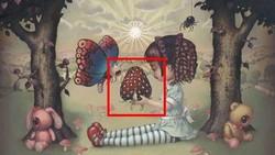 Ada makna terpendam dari gambar yang pertama kamu lihat pada gambar berikut, yakni ketakutan terpendammu! Berani coba?