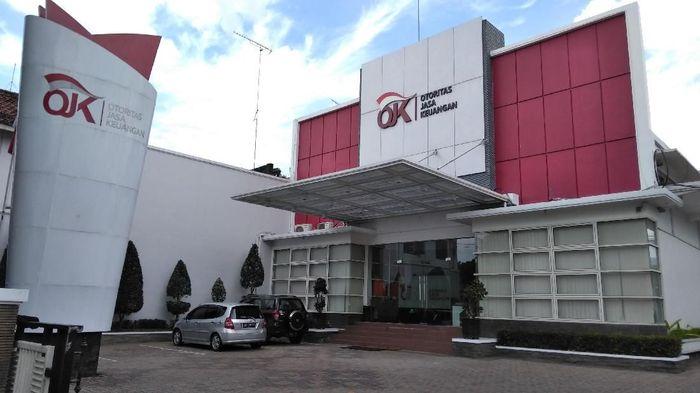 OJK di Kediri/Foto: Andhika Dwi