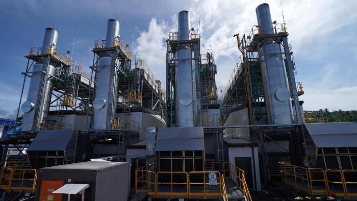 Pembangkit Listrik Tenaga Mesin Gas Mobile Power Plant (PLTG/MG MPP) Ternate berkapasitas 30 MW telah beroperasi. Pembangkit ini memasok listrik ke Sistem Ternate Tidore.