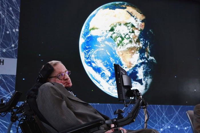 Stephen Hawking. Foto: Reuters