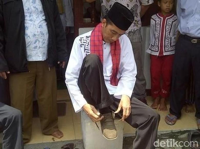Hari Ini 4 Tahun Lalu, Jokowi Deklarasikan Diri Jadi Capres