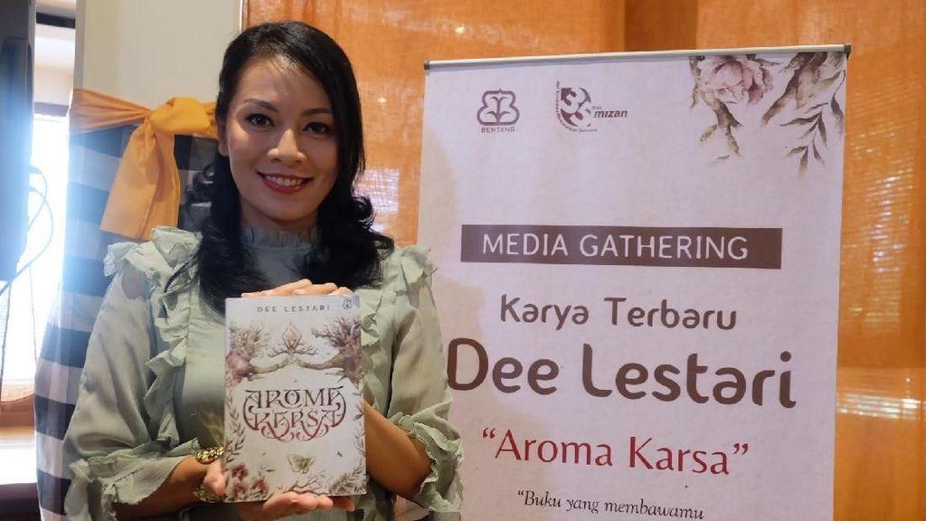 Dee Lestari Bocorkan Dua Buku Baru yang Segera Rilis