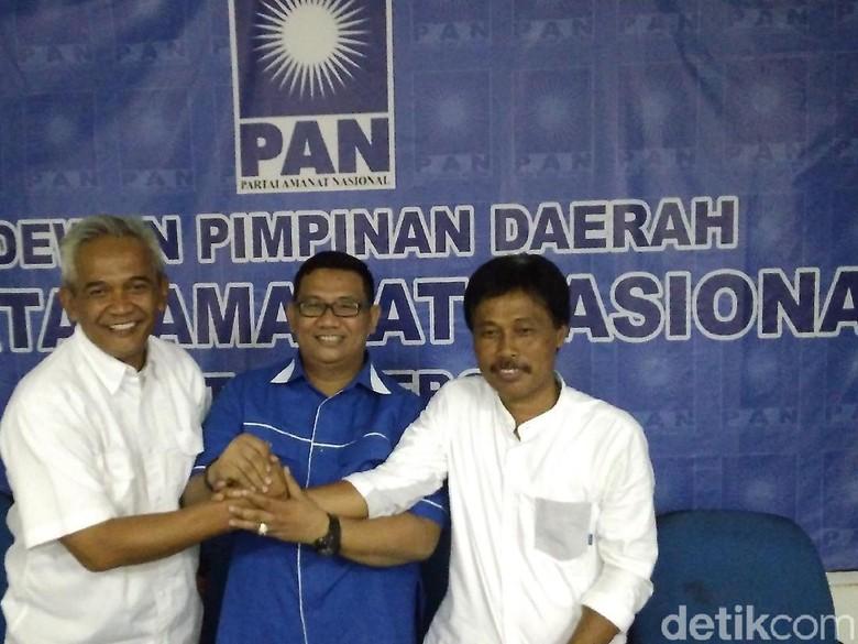 Pilwalkot Cirebon, PAN dan Gerindra Dukung Bamunas-Efendi