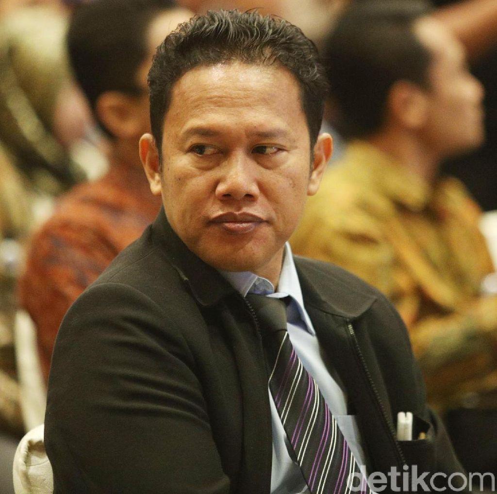 Lepas Jabatan Dirdik KPK, Aris Budiman Kembali Dinas di Mabes Polri
