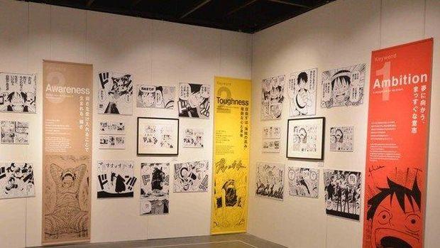 Pameran Seni 'One Piece' di Jepang dan Malaysia, Mampir ke Indonesia?