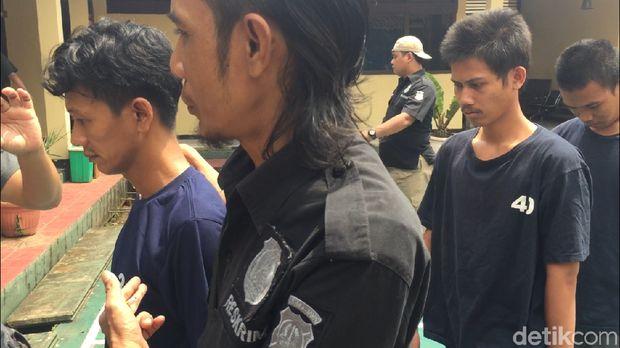 Komplotan pencuri kendaraan motor di Jakarta Timur ditangkap
