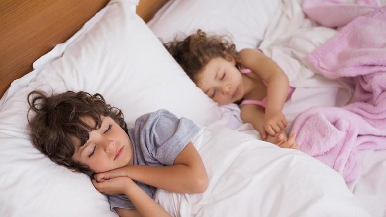 Kakak-Adik Beda Jenis Kelamin Tidur Sekamar, Yes Or No, Bun?/ Foto: thinkstock