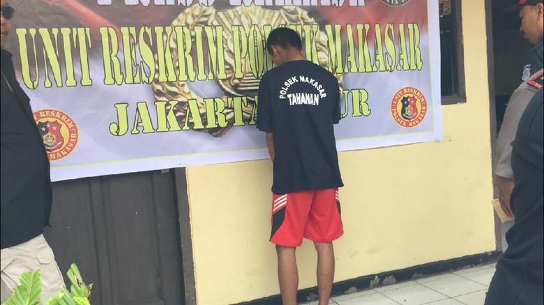 Buron Setahun, Pemerkosa Karyawan di Pinang Ranti Ditangkap