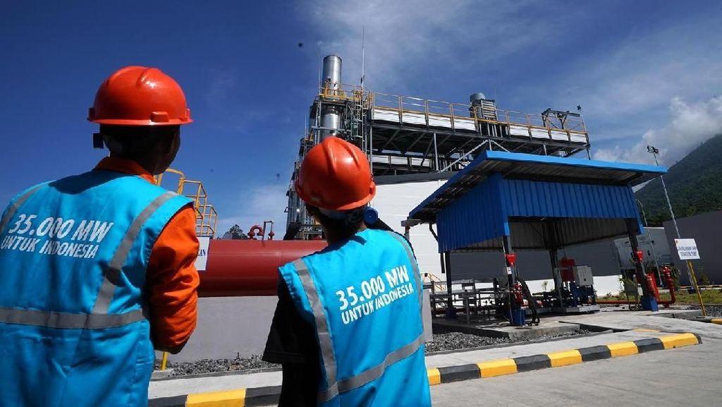 Baru 8% Proyek 35.000 MW yang Beroperasi