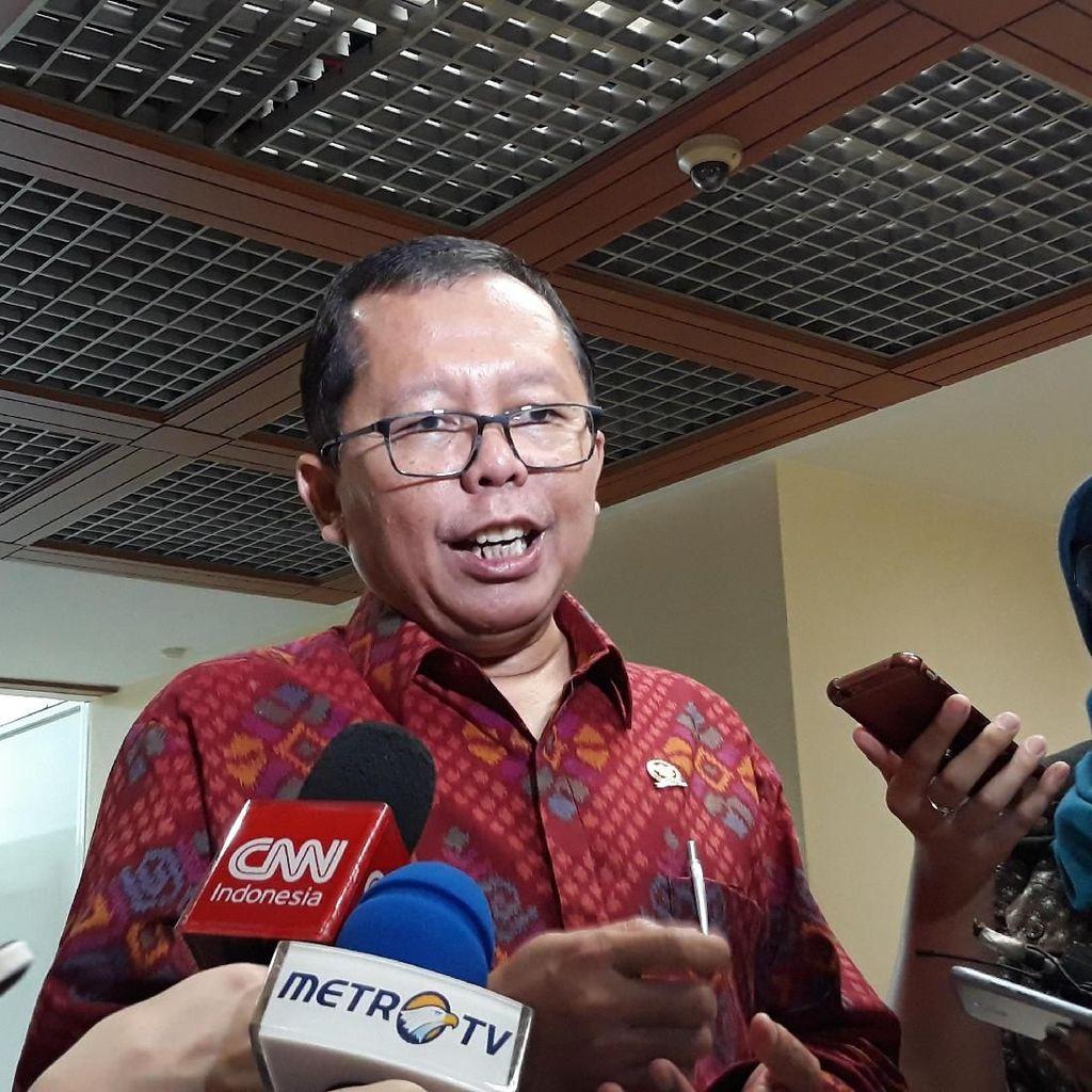 Anggota DPR ke KPK: Apakah Kalapas Sukamiskin Penyelenggara Negara?