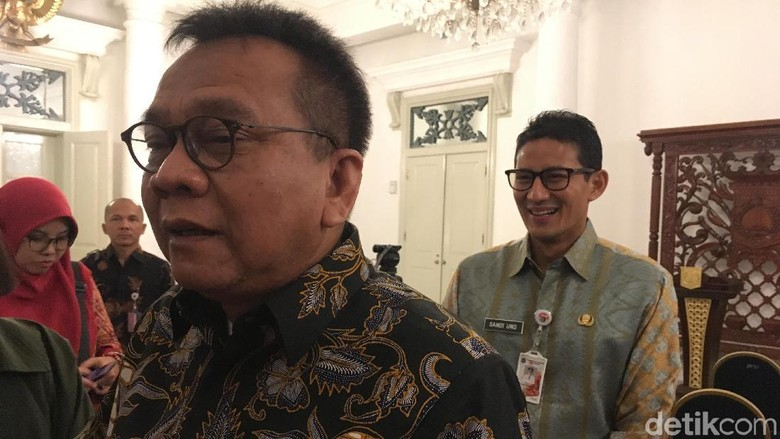 M Taufik Minta Anies Tak Khawatir: Jokowi Bakal Ketawain KASN