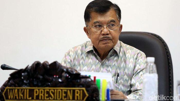 Wakil Presiden Jusuf Kalla (Foto: Rengga Sancaya)