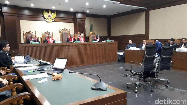 Sidang lanjutan Fredrich Yunadi di Pengadilan Tipikor, Kamis (15/3/2018)