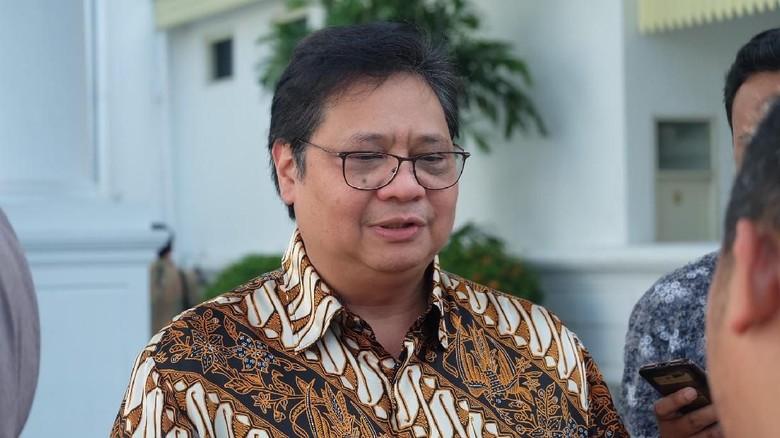 Airlangga: Idul Fitri Momentum Rekonsiliasi Pasca-Pemilu 2019