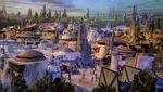 Disney Bangun Taman Bermain Star Wars Rp 26 Triliun