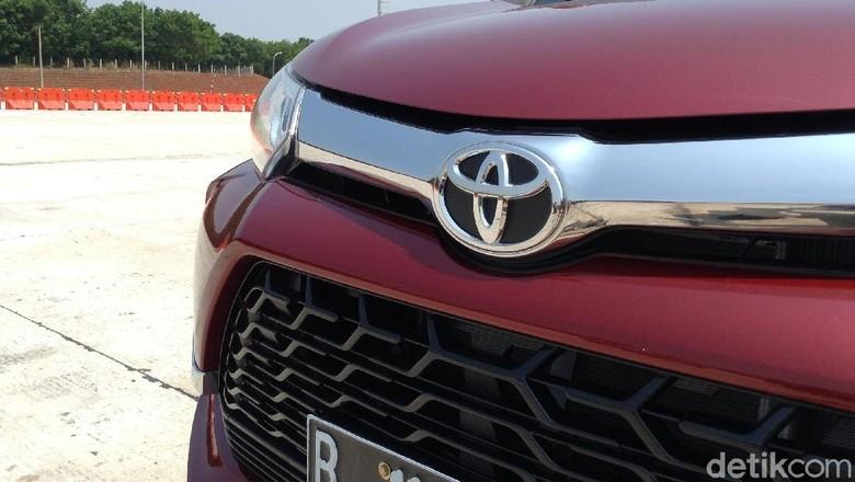 Toyota Veloz (Foto: Dadan Kuswaraharja)