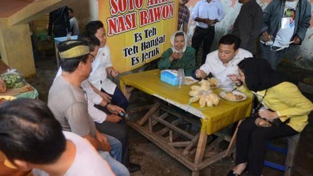 Mantan Politisi dan Koruptor Setnov Hingga Zumi Zola Juga Punya Makanan Favorit