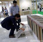Marak Keramik Impor China, Pengusaha Minta Pemerintah Turun Tangan