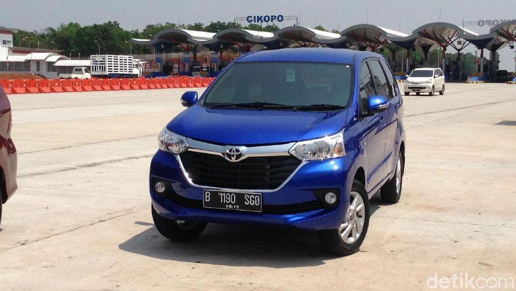 Toyota Enggan Buka Teka-teki Soal Avanza Baru